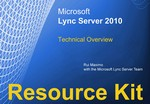 Lync Server Resource Kit